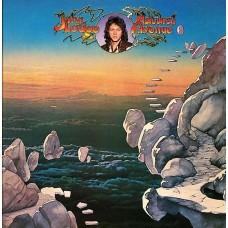 JOHN LODGE - NATURAL AVENUE - LP UK 1977 - NEAR MINT
