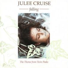"""JULEE CRUISE - FALLING - TWIN PEAKS - 12"""" UK 1990 - NEAR MINT"""