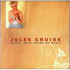 "JULEE CRUISE - ROCKIN' BACK INSIDE MY HEART - TWIN PEAKS - 12"" UK 1991 - NEAR MINT"