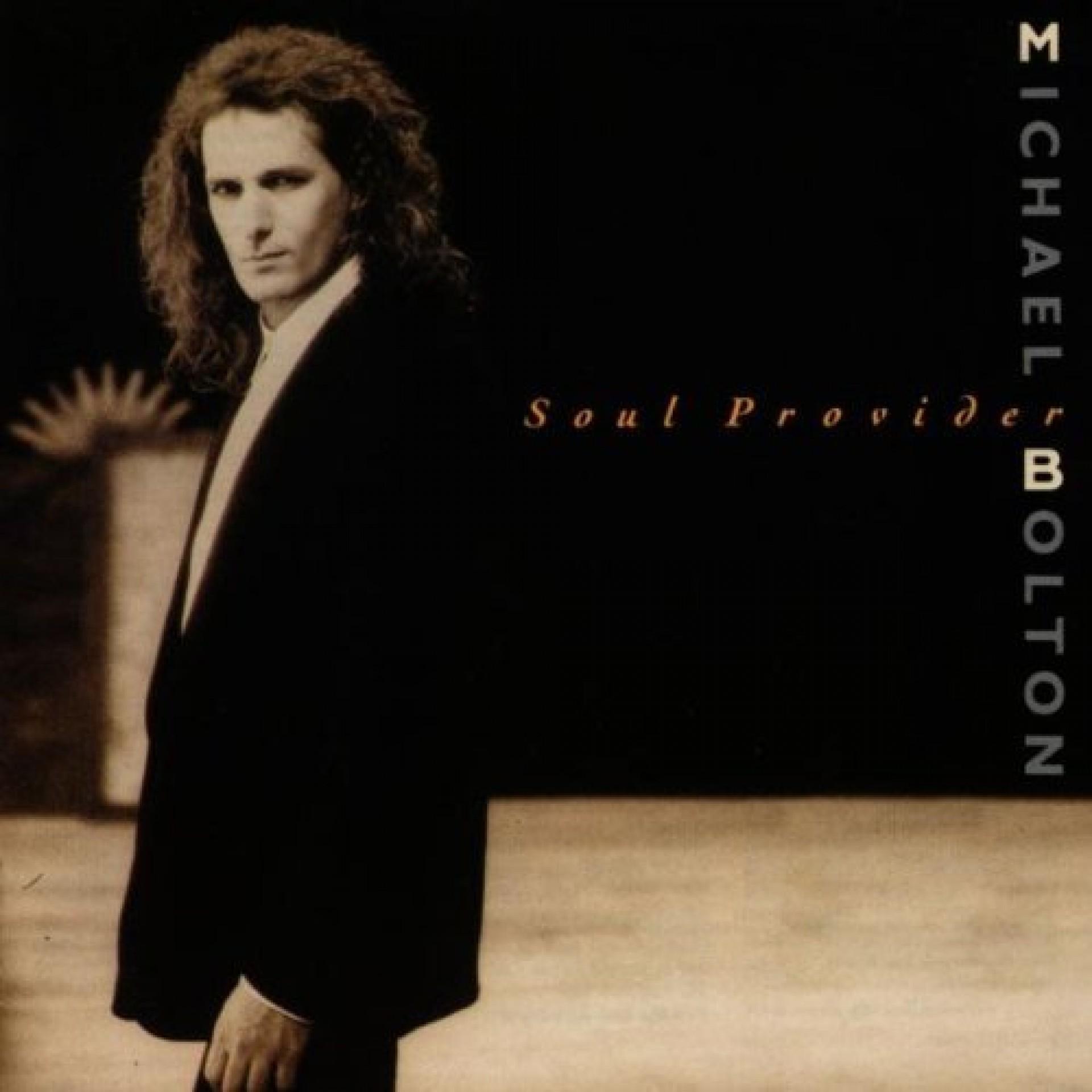 Michael Bolton, Soul Provider, Lp, Vinyl