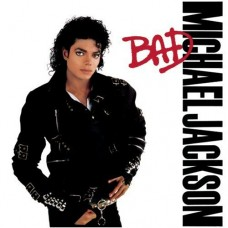 MICHAEL JACKSON - BAD - LP UK 1987 - EXCELLENT+