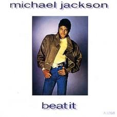 """MICHAEL JACKSON - BEAT IT - 7"""" 1983 UK - EXCELLENT"""