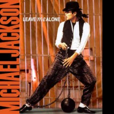 "MICHAEL JACKSON - LEAVE ME ALONE - 12"" 1989 UK - EXCELLENT"