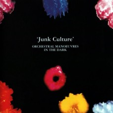 ORCHESTRAL MANOEUVRES IN THE DARK / OMD - JUNK CULTURE - LP UK 1984 - EXCELLENT+