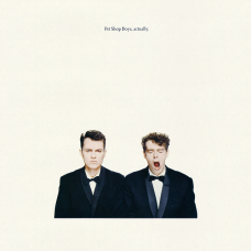 PET SHOP BOYS - ACTUALLY - LP UK 1987 - EXCELLENT+