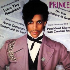 PRINCE - CONTROVERSY - LP 1984 - EXCELLENT