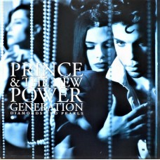PRINCE AND THE NEW POWER GENERATION - DIAMONDS AND PEARLS - LP 1991 - EXCELLENT