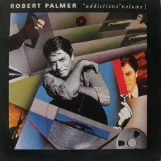 ROBERT PALMER - ADDICTIONS VOLUME 1 - LP 1989 - EXCELLENT