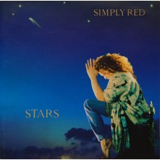 SIMPLY RED - STARS - LP 1991 - EXCELLENT++