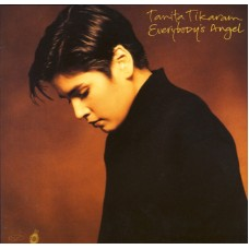 TANITA TIKARAM - EVERYBODY'S ANGEL - LP 1991 - EXCELLENT