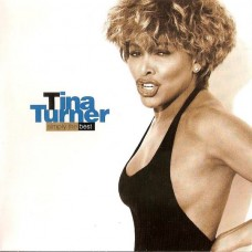 TINA TURNER - SIMPLY THE BEST - 2LP UK 1991 - EXCELLENT+