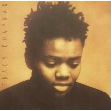 TRACY CHAPMAN - TRACY CHAPMAN - LP 1988 - EXCELLENT+