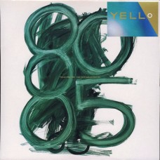 YELLO - 1980 - 1985 THE NEW MIX IN ONE GO - LP 1986 - EXCELLENT+