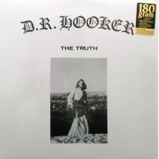 D. R. HOOKER - THE TRUTH - LP 180g USA - NEAR MINT