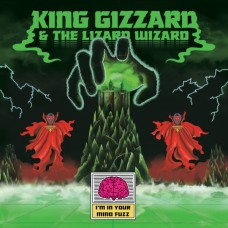 KING GIZZARD AND THE LIZARD WIZARD - I'M IN YOUR MIND FUZZ - LP 2014 - NEAR MINT