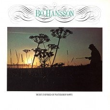 BO HANSSON - MUSIC INSPIRED BY WATERSHIP DOWN - LP UK 1977 - EXCELLENT+