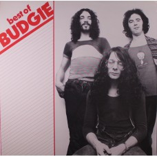 BUDGIE - BEST OF BUDGIE - LP UK 1981 - EXCELLENT