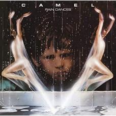 CAMEL - RAIN DANCES - LP UK 1977 - EXCELLENT+