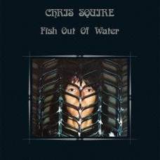 CHRIS SQUIRE - FISH OUT OF WATER - LP UK 1975 - EXCELLENT+