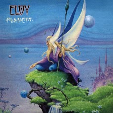 ELOY - PLANETS - LP UK 1982 - NEAR MINT