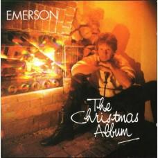 KEITH EMERSON - THE CHRISTMAS ALBUM - LP UK 1988 - ORIGINAL - EXCELLENT++