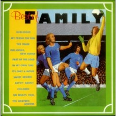 FAMILY - BEST OF FAMILY - LP UK 1974 - EXCELLENT++
