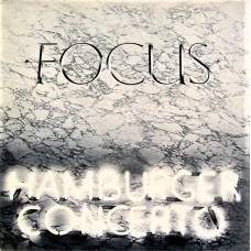 FOCUS - HAMBURGER CONCERTO - LP UK 1974 - NEAR MINT