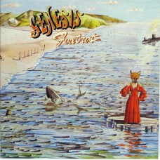 GENESIS - FOXTROT - LP UK 1980 - EXCELLENT+