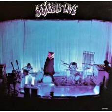 GENESIS - LIVE - LP 1986 - EXCELLENT