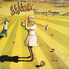 GENESIS - NURSERY CRYME - LP UK 1972 - EXCELLENT