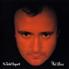 PHIL COLLINS - NO JACKET REQUIRED - LP UK 1985 - NEAR MINT