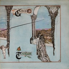 GENESIS - TRESPASS - LP UK - EXCELLENT+