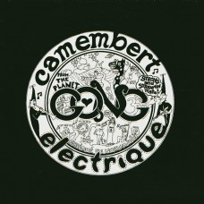GONG - CAMEMBERT ELECTRIQUE - LP UK 1974 - NEAR MINT