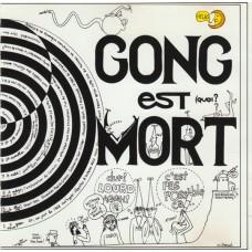 GONG - GONG EST MORT - LP 1979 - EXCELLENT+