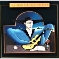 KING CRIMSON - THE COMPACT KING CRIMSON - LP UK 1986 - EXCELLENT