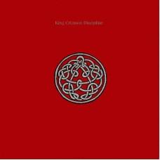 KING CRIMSON - DISCIPLINE - LP UK 1981 - EXCELLENT+