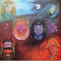 KING CRIMSON - IN THE WAKE OF POSEIDON - LP UK 1970 - EXCELLENT+