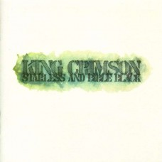 KING CRIMSON - STARLESS AND BIBLE BLACK - LP - EXCELLENT