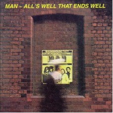 MAN - ALL'S WELL THAT ENDS WELL - LP UK 1977 - NEAR MINT