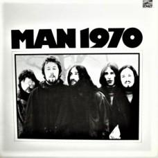 MAN - MAN 1970 - LP UK 1976 - EXCELLENT+