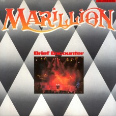 MARILLION - BRIEF ENCOUNTER - MINI LP USA 1986 - EXCELLENT+