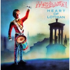 "MARILLION - HEART OF LOTHIAN - 12"" MAXI UK 1985 - EXCELLENT++"
