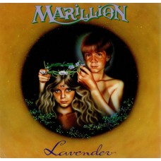 "MARILLION - LAVENDER - 12"" MAXI UK 1985 - NEAR MINT"