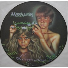"MARILLION - LAVENDER - 12"" UK 1985 - PICTURE DISC - EXCELLENT"