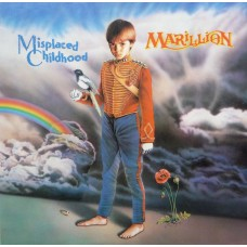 MARILLION - MISPLACED CHILDHOOD - LP UK 1985 - NEAR MINT