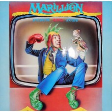 "MARILLION - PUNCH AND JUDY- 12"" MAXI UK 1984 - EXCELLENT+"