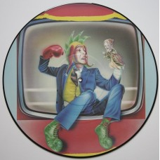 "MARILLION - PUNCH AND JUDY - 12"" UK 1984 - PICTURE DISC - NEAR MINT"
