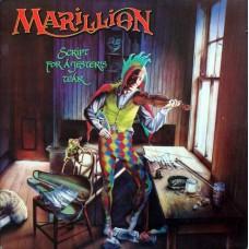 MARILLION - SCRIPT FOR A JESTER'S TEAR - LP 1983 - NEAR MINT