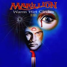 "MARILLION - WARM WET CIRCLES (REMIX) - 12"" MAXI UK 1987 - NEAR MINT"