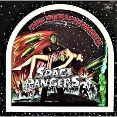 NEIL MERRYWEATHER - SPACE RANGERS - LP USA 1974 - EXCELLENT